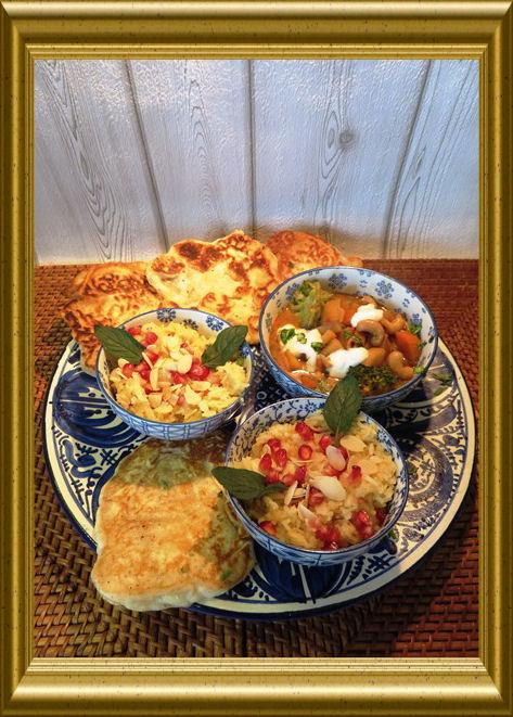 Indisches Massaman Curry aus der Taraland Lehrküche
