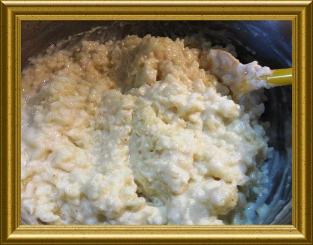 Milchreis aus der Taraland Lehrküche