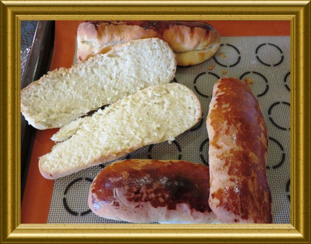 Nürnberger Hot Dogs aus der Taraland Lehrküche