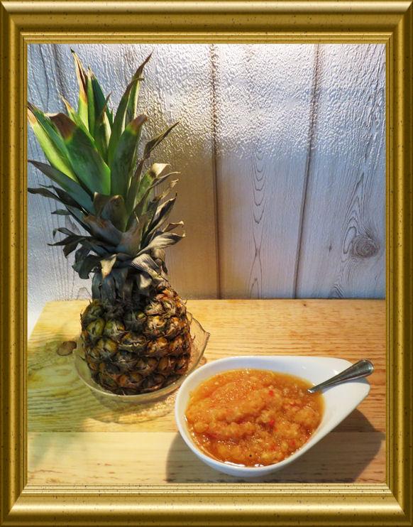 Salsa Indochina aus der Taraland Lehrküche