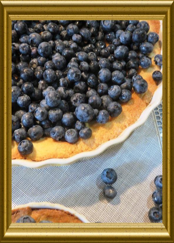 Beerenkuchen mit Rahmguss aus der Taraland Lehrküche