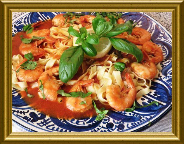 Sizilianische Pasta aus der Taraland Lehrküche