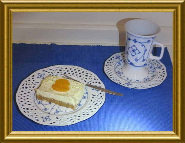 Philadelphia Torte mit Mandarinencréme aus der Taraland Lehrküche
