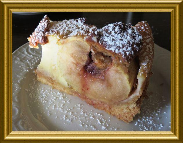 Bratapfelkuchen aus der Taraland Lehrküche