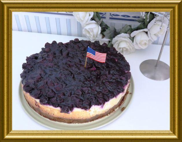 Cheesecake New York Style aus der Taraland Lehrküche