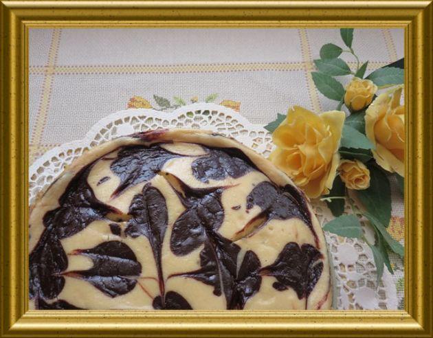 Chocolate-Cheesecake aus der Taraland Lehrküche
