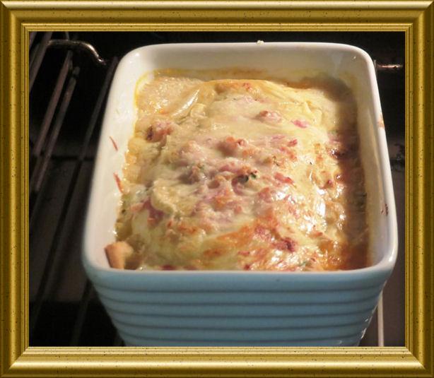 Lasagne alla Mamma aus der Taraland Lehrküche