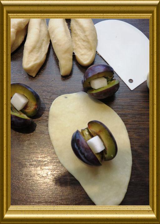 Zwetschgenknödel aus der Taraland Lehrküche