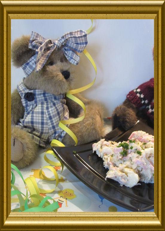 Apfel-Sauerkraut Salat aus der Taraland Lehrküche