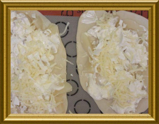 Flammkuchen mit Birnen aus der Taraland Lehrküche