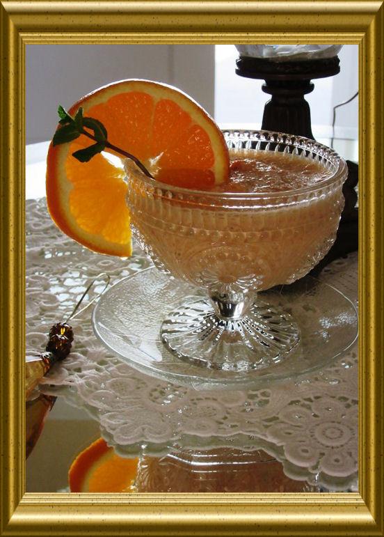 Karotten-Apfel-Drink aus der Taraland Lehrküche
