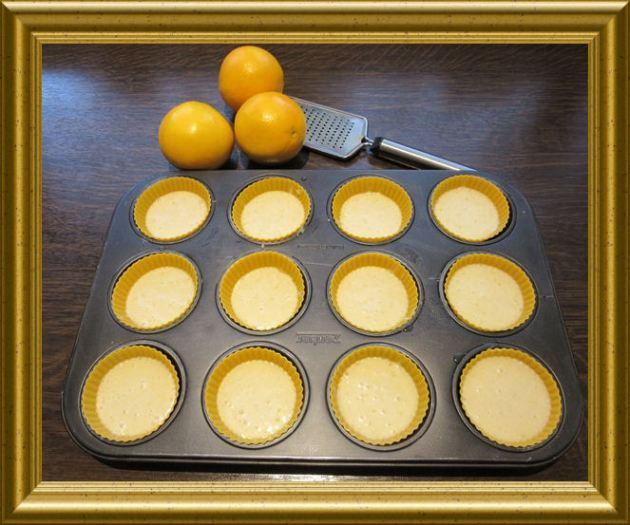 Orangen-/(Sinalco-) Muffins aus der Taraland Lehrküche