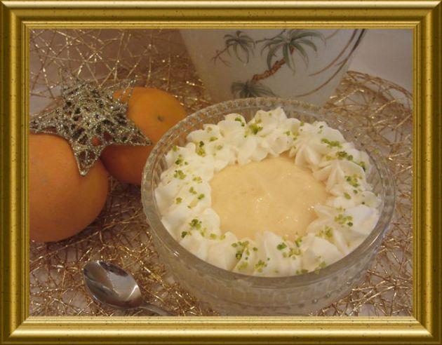 Apfelsinencréme aus der Taraland Lehrküche