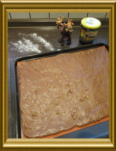 Grundrezept Honig-Sirupteig