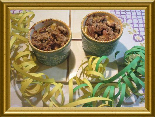 Thüringer Bratwurst Crumbles aus der Taraland Lehrküche
